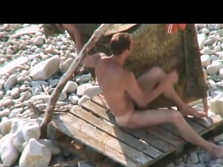 Nudist Beach Encounters 016