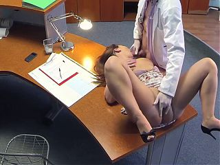 Doctor Love's Office-Injection for pain-by PACKMANS