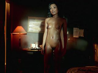Kira Clavell full frontal nude in Rogue HD
