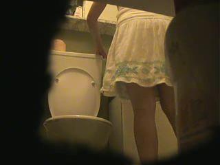 sister in low hiden wc-1
