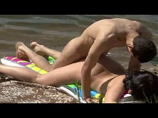 Nude Beach - Couple - Great Ending