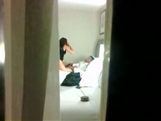 couple sucking and fucking at my hotel part 1
