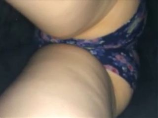 Asian Upskirt Flowery Panties Slo Mo