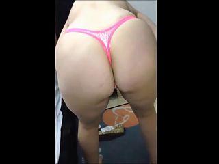The Best Amateur Voyeur Ass, Thongs, and see through